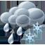 Regen und Schnee » 1°C